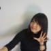 GoProで自撮りする女性