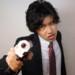 銃口を突きつける正義感溢れる刑事